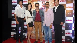 'Raja Natwarlal' trailer launch