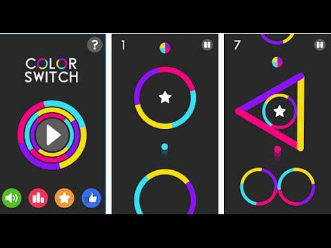 Color Switch Скачать Игру На Андроид Бесплатно - фото 5