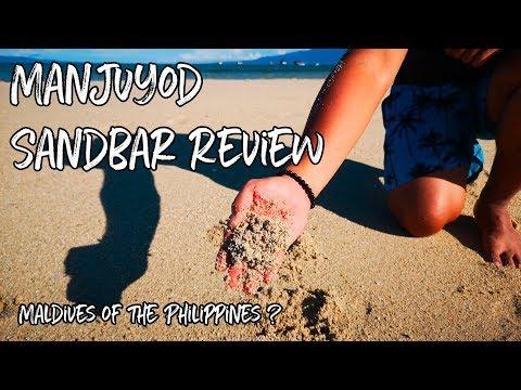 Manjuyod Sandbar, Manjuyod | Beach Review | Maldives of the Philippines?