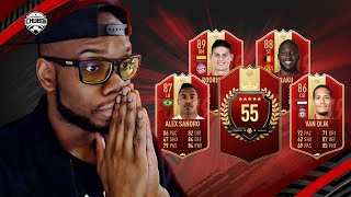 OMG We Packed the Best TOTW IF!!! | Top 100 FUT Champions Rewards FIFA 19