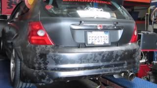 2002 Honda Civic SI Dyno Run Thumbnail