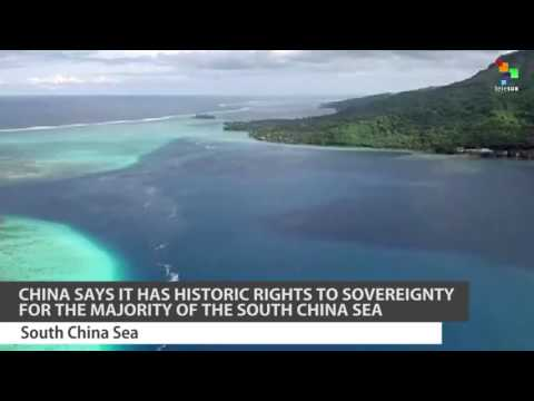 Beijing Rejects Hague Court Ruling over South China Sea