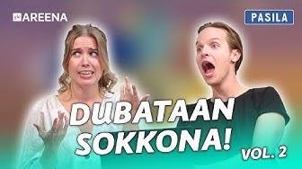 """""""OLITSÄ HUMALASSA KU KIRJOTIT NÄITÄ?"""" - Thelma & Valtteri FEAT. Pasila"""