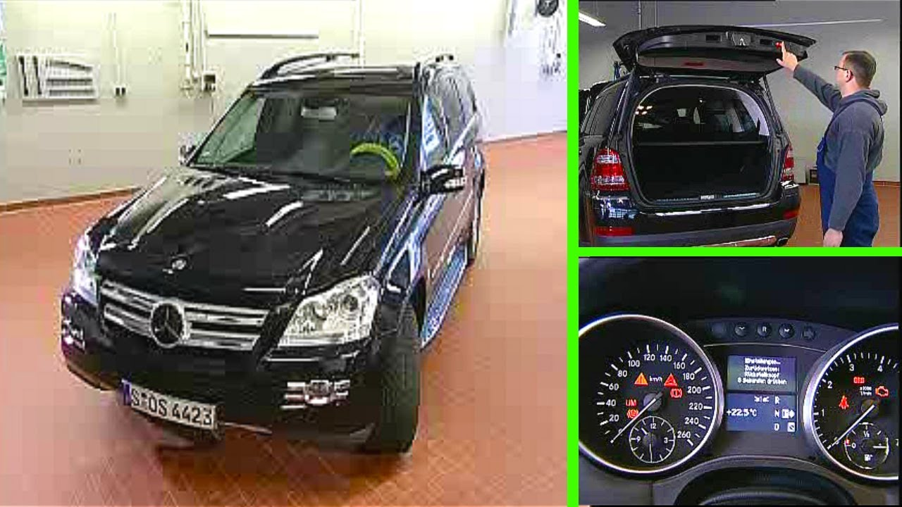 2009 Gl450 Tailgate Diagram Wiring Data Friedrich 08m10 A Diagrams Mercedes Benz Gl Ml Normalizing The Automatic Liftgate Youtube Rh Com 2010 Trunk Space