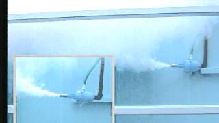 ECO2 Submersible Aero Mixer (Italy)
