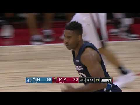 Kelan Martin 2019 Summer League Highlights