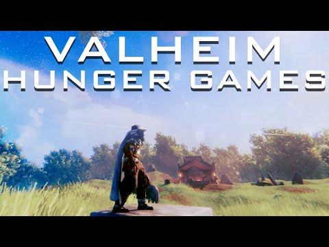 VALHEIM | Hunger Games: Gameplay | Chaos Club