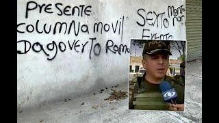 Ofrecen $30 millones de recompensa por los responsables de atentado en Corinto