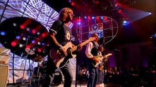 Status Quo - Jam Side Down TOTP 16-8 2002