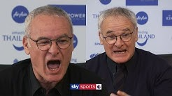 Claudio Ranieri's funniest moments as Leicester City manager! 😂