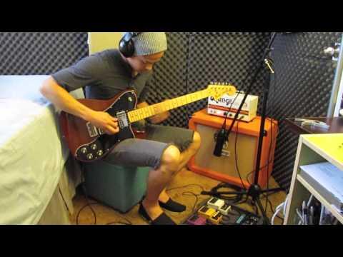 Paramore - Now (Guitar Cover)