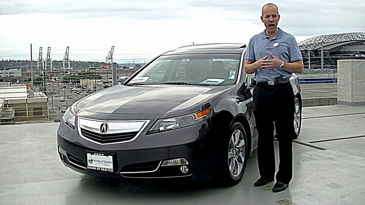 2012 Acura TL review - Buying a used TL? Here's the complete story!
