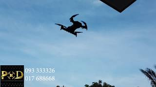 Review Drone Traveler Pro S17 (1080P)in Khmer. របៀបបង្ហោះដ្រូន S17.