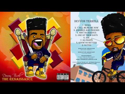 Devvon Terrell - IDK (OFFICIAL AUDIO)