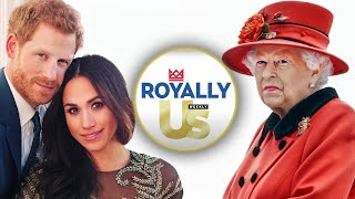 How the Royal Family Feels About Harry & Meghan's Bombshell Interview & What's Next: Royally Us