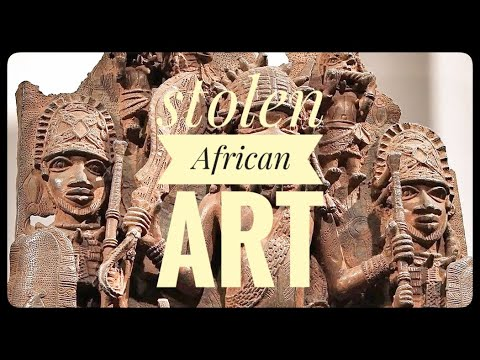 The London History Show: The Benin Plaques