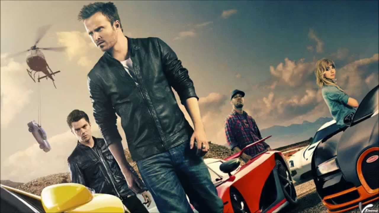 Ost Need For Speed The Movie Marshall Motors Youtube
