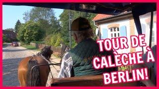 TOUR DE CALÈCHE À BERLIN | 9 septembre 2016