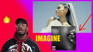 Ariana Grande - Imagine *REACTION* 🔥😍