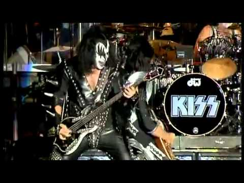Kiss Symphony   I Was Made For Lovin  You DTS Surround   HQ SD