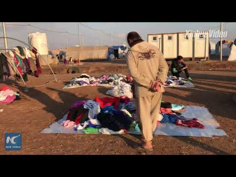 Homecoming an elusive dream for many displaced Iraqis