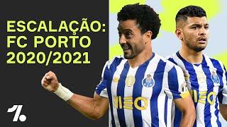 MELHOR DE PORTUGAL? Felipe Anderson e Sarr! Qual a ESCALAÇÃO do PORTO pra 20/21?