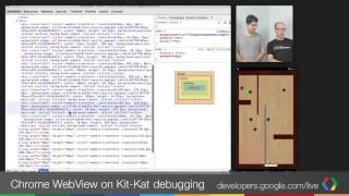 Chrome Developers Live: Chrome WebView on Kit-Kat debugging thumbnail