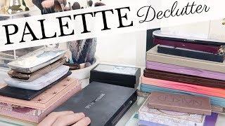 Palette Declutter & Collection 2018!