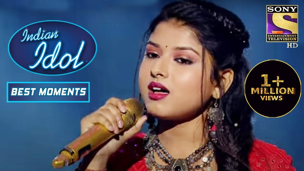 Download 'Nindiya Se Jaagi Bahar' पे Arunita ने दिया Fabulous Performance I Indian Idol Season 12