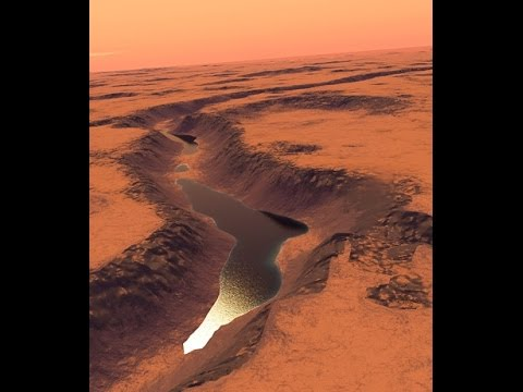 Nasa Finds water on Mars - YouTube