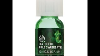 The Body Shop Tea Tree Oil Review Thumbnail