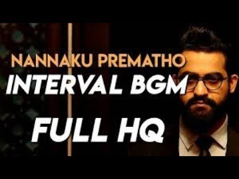 Nannaku Prematho Interval BGM Violin BGM | Jr NTR
