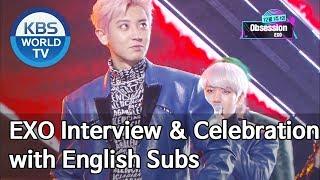 EXO Interview & Winning Moment [Music Bank / 2019.12.06]