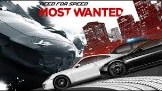 Need for speed most  wanted odc #1