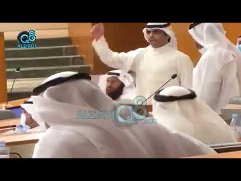 هوشة رياض العدساني و محمد المطير في مجلس الأمة | كاملة
