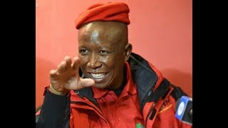"""Army will turn against Mnangagwa"" - Malema"