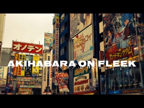Living In Japan: Akihabara/the electric town of Tokyo from my point of view