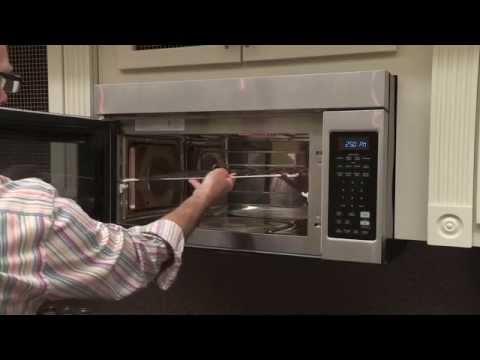 Microwave smells bad, stinks and smells like burnt popcorn