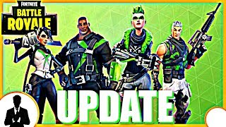 EVERY DETAIL of PATCH 1.10 (Fortnite Battle Royale) UPDATE!