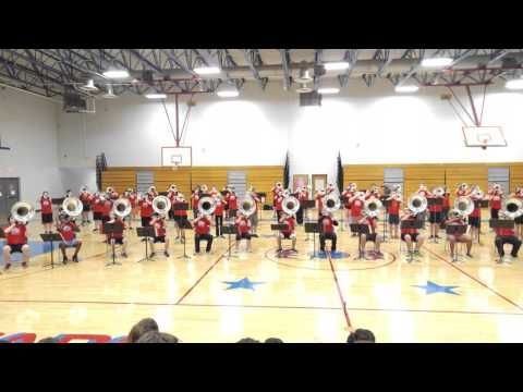 Music City Drum and Bugle Corps 2016 January Camp - Corps Song 4K