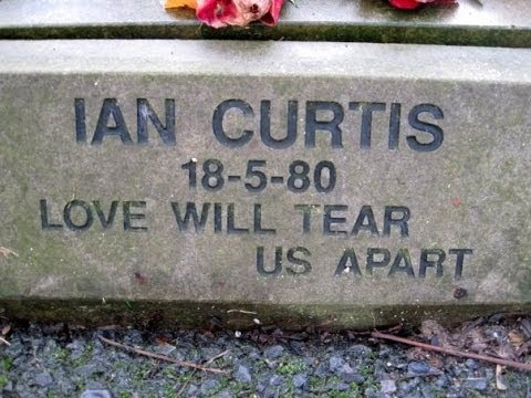 Ian Curtis, Macclesfield Cemetery, Macclesfield, Cheshire, England, United Kingdom, Europe