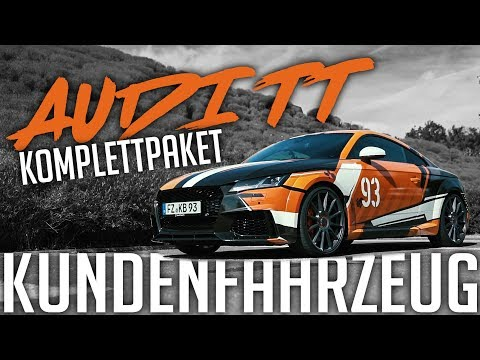 JP Performance – Audi TT Komplettpaket