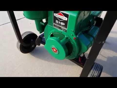 Coleman 4,000 watt generator | Doovi