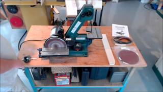 Ucww #18 Tool Tour Grizzly H192 Sander