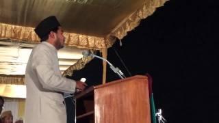 Abdullah AZZAM'S FINAL SPEECH AT UNION HALL !