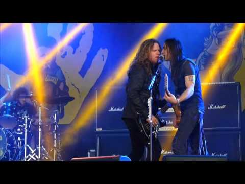 Extreme - Rest In Peace (live SRF2015)
