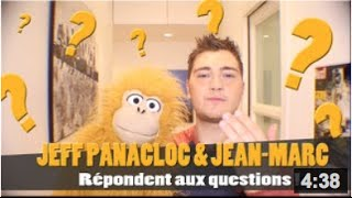 Repeat youtube video Jeff Panacloc et Jean-Marc - Les questions Episode 1