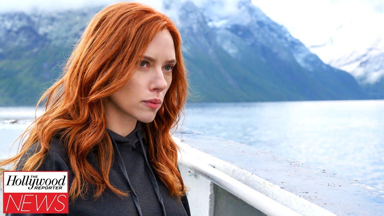 Scarlett Johansson Sues Disney Over 'Black Widow' Streaming Release | THR News