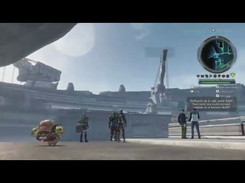 Vídeo análisis de Xenoblade Chronicles X