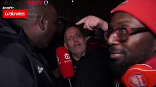 Thank God For Eddie! (Claude & TY) | Arsenal 2-1 Norwich City